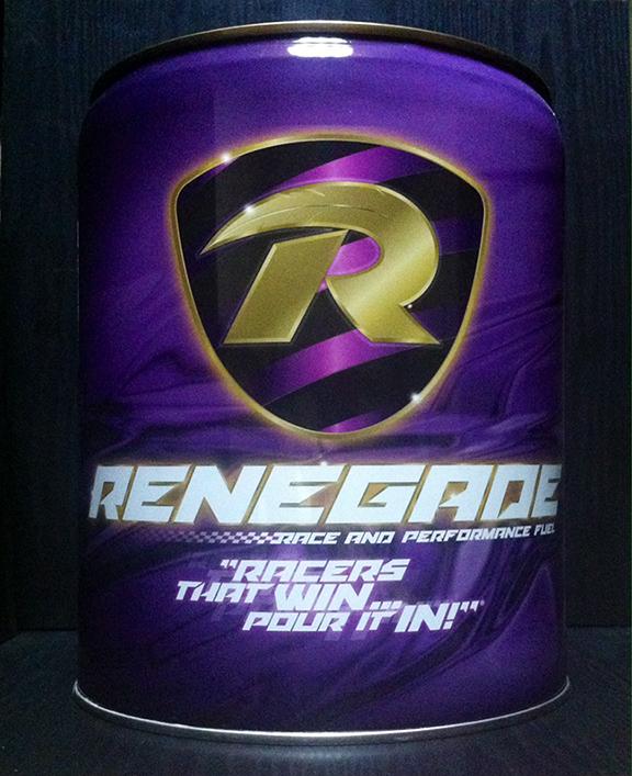 Renegade Barrell for Racing